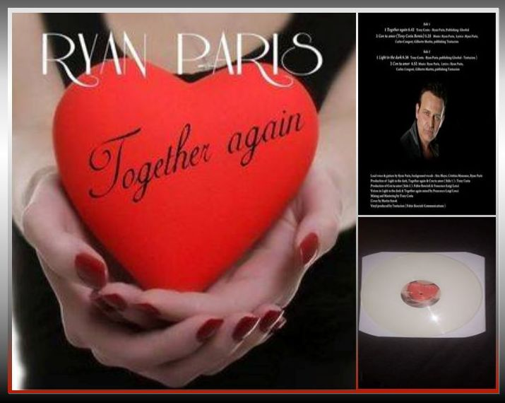 Together Again - Release - Limited Edition Vinyl